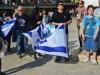 Pro-Israel rally Lisbon 1