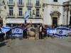 Pro-Israel rally Lisbon 5