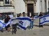 Pro-Israel rally Lisbon 6