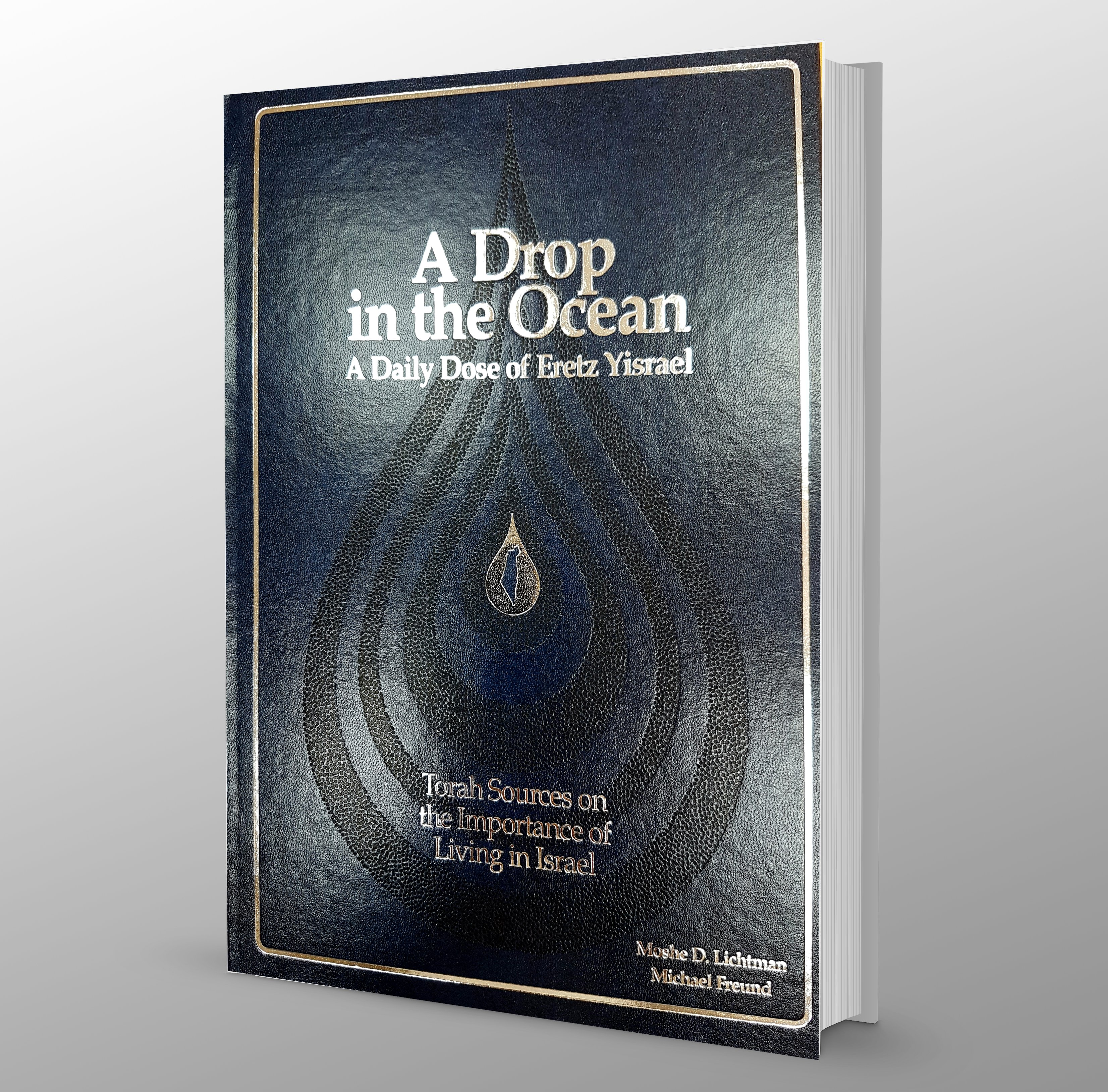 A Drop in the Ocean: A Daily Dose of Eretz Yisrael